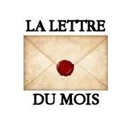 la lettre du mois