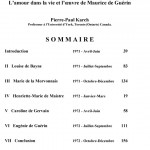 Karch_Sommaire_Lamour