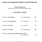 Karch_Sommaire_Lettres